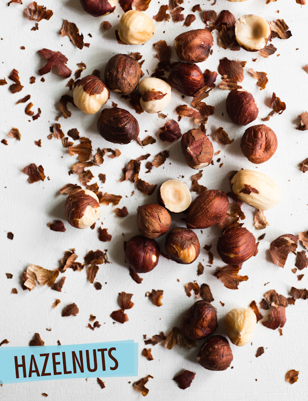 Hazelnuts | Minimally Invasive