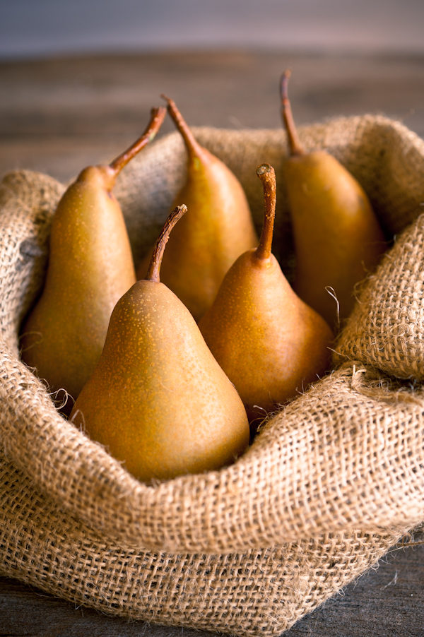 still life - pears
