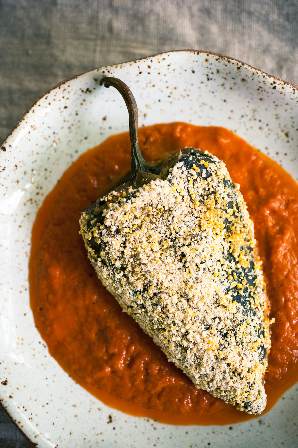 Chiles Rellenos | Minimally Invasive