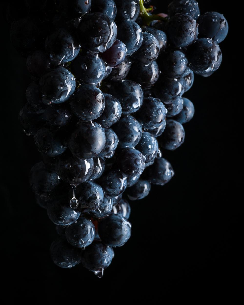 Concord Grapes | Minimally Invasive