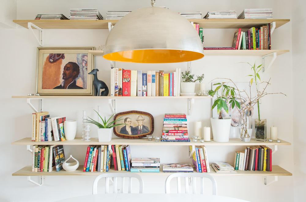 New Shelves | Minimally Invasive