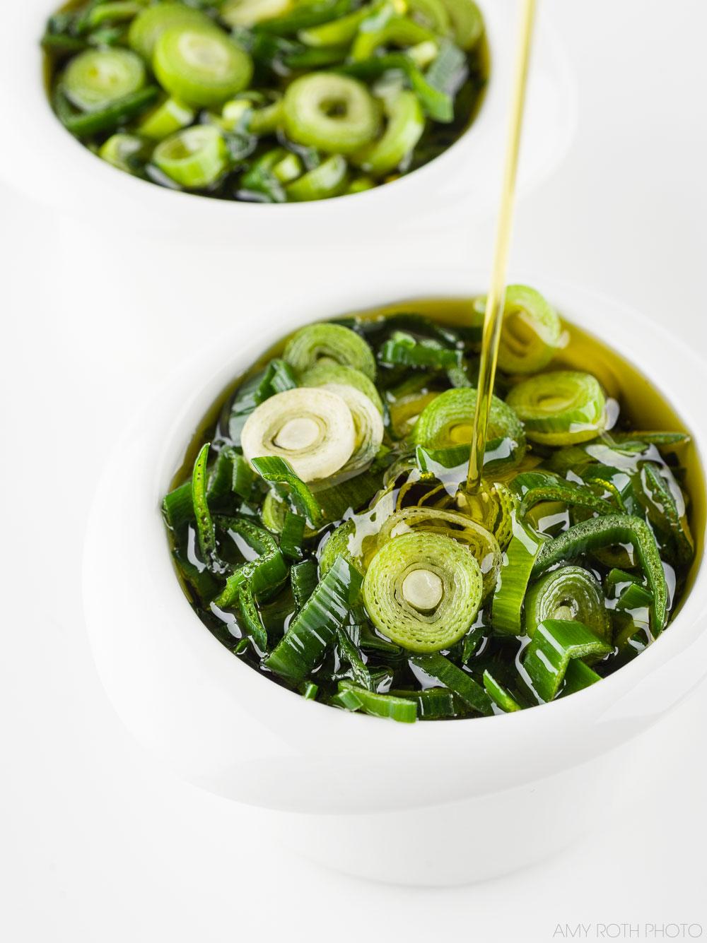 Green Garlic | Minimally Invasive