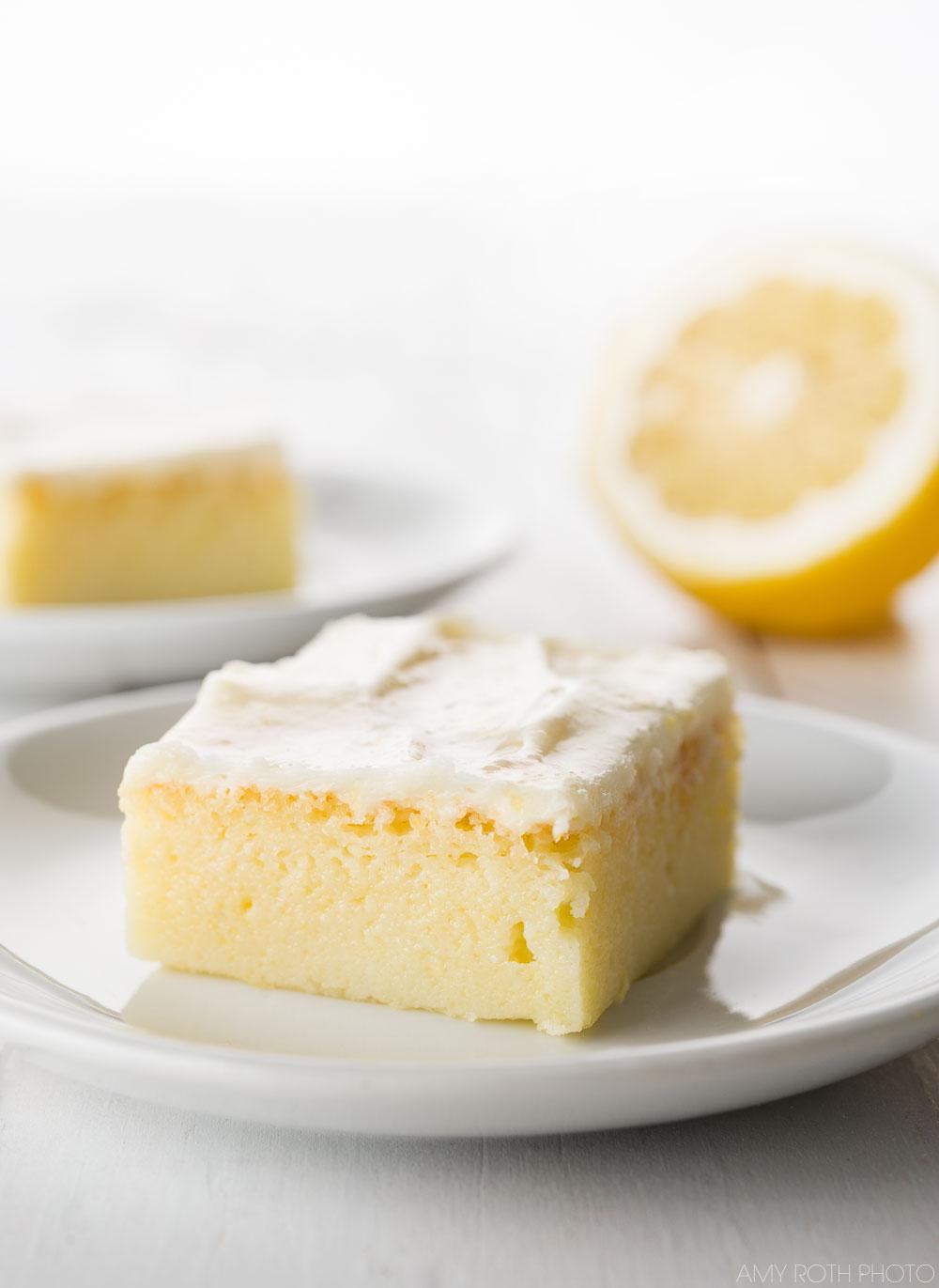 Gluten-Free Lemon Cake | Minimally Invasive