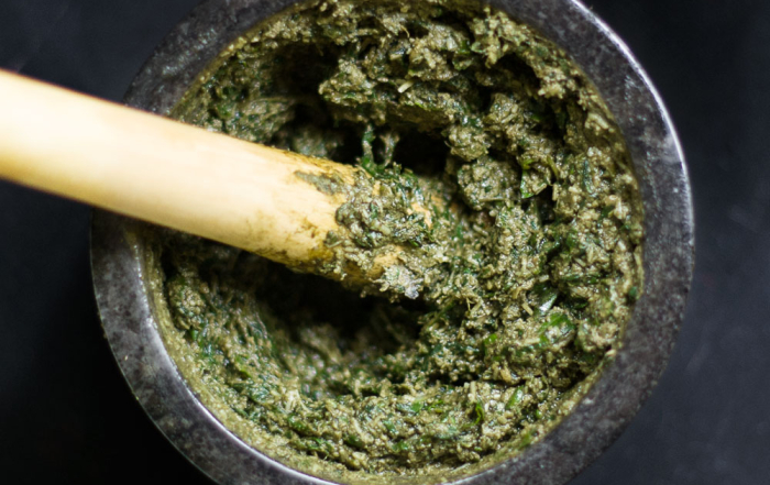 The Ins and Outs of Pesto: I'm Sorry