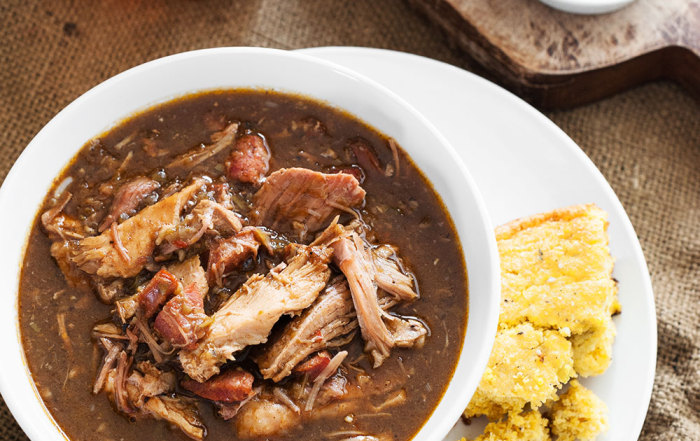 Your Gumbo Needs a Gluten-Free Roux