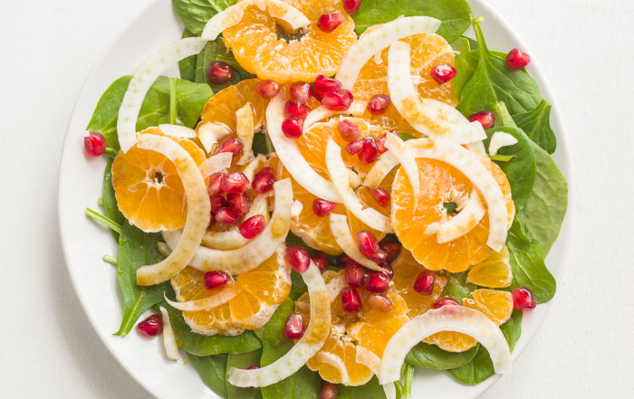 Savory Citrus Salad | Amy Roth Photo