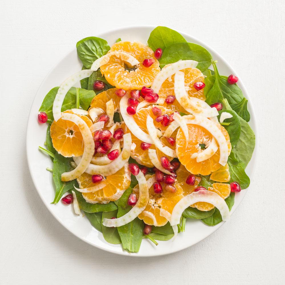 Savory Citrus Salad | Amy Roth Photo