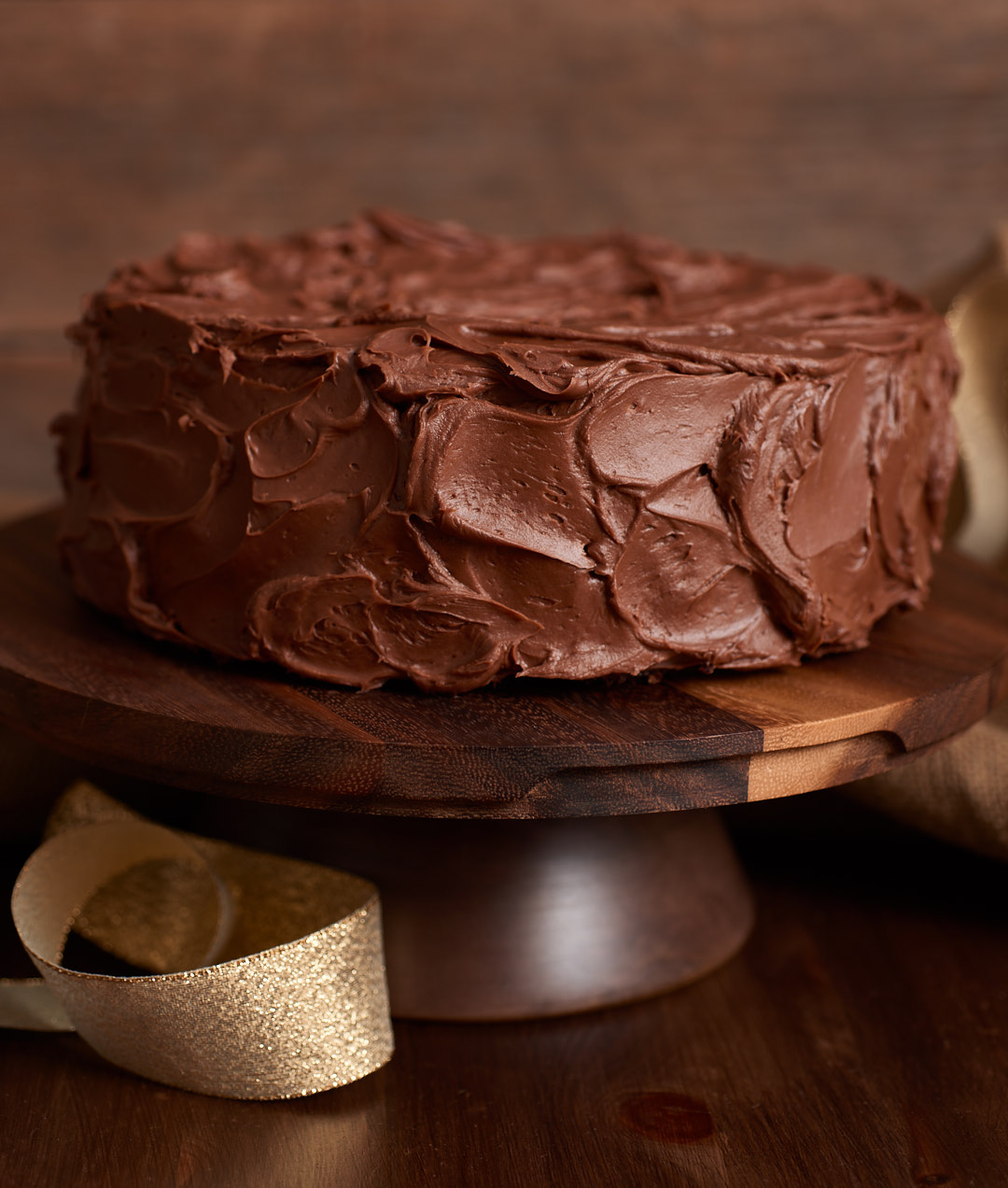 Chocolate Cake | Amy Roth Photo