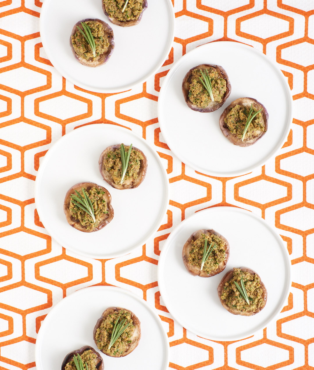 Tapenade-Eggplant Bites 2 | Amy Roth Photo