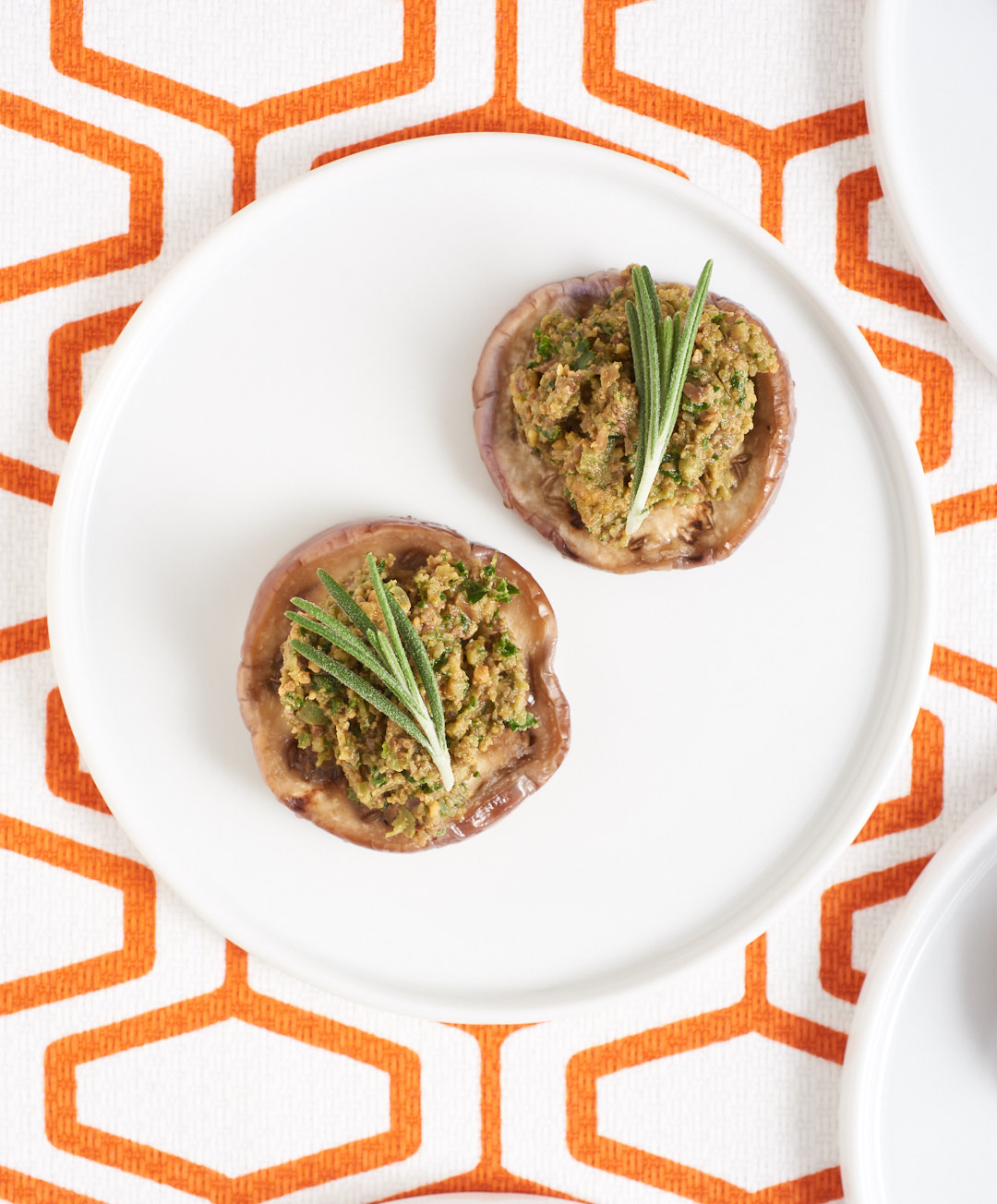 Tapenade-Eggplant Bites | Amy Roth Photo
