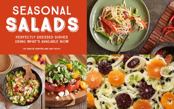 Seasonal Salads by Darcie Hunter and Amy Roth